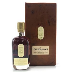 Glendronach Grandeur 24 Year Old Batch #009