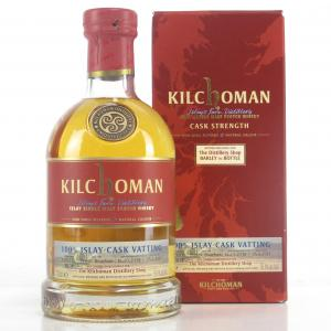 Kilchoman 2008 100% Islay Cask Vatting / Distillery Exclusive