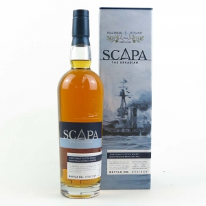 Scapa 16 Year Old Jutland Memorial 100th Annivesary Edition / Single Cask