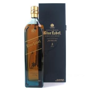Johnnie Walker Blue Label / Dubai Duty Free 1 Litre