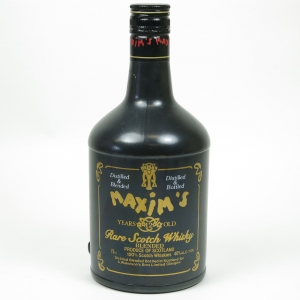 Maxim's 12 Year Old Blend