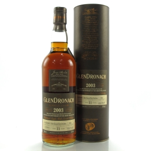 Glendronach 2003 Single Cask 11 Year Old #5691 / The Green Welly Stop 50th Anniversary