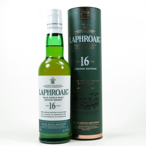 Laphroaig 16 Year Old 35cl / Travel Retail Exclusive