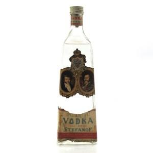 Stefanov Imperial Vodka 1950s