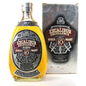 Excalibur 5 Year Old Blended Scotch Whisky 1970s