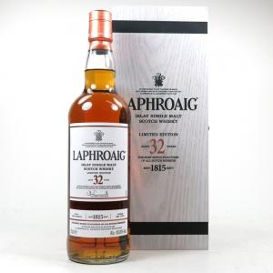 Laphroaig 32 Year Old