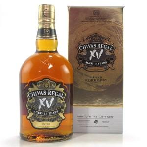 Chivas Regal 15 Year Old XV 1 Litre / Grande Champagne Cognac Finish