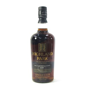 Highland Park 1995 Single Cask #1555 / Oddbins Exclusive