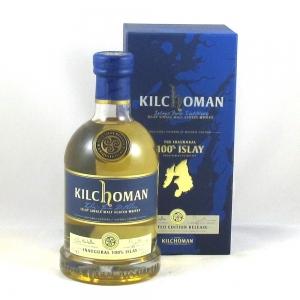 Kilchoman Inaugural 100% Islay Front