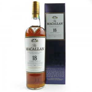Macallan 18 Year Old 1996 75cl / US Import