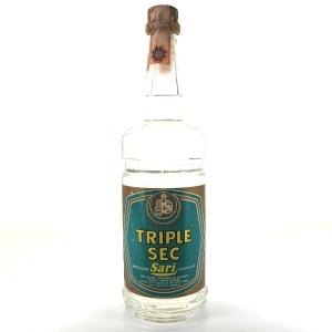 Sari Triple Sec Liqueur 1960s