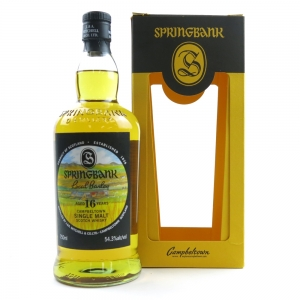 Springbank 1999 Local Barley 16 Year Old 75cl / US Import
