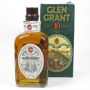 Glen Grant 10 Year Old 1980s