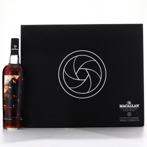 Macallan 1991 Masters of Photography Annie Leibovitz 'The Bar' #7023 75cl / US Import