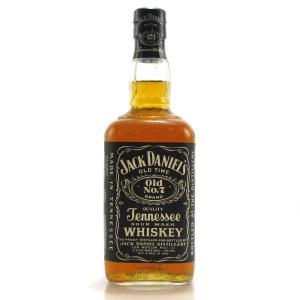 Jack Daniel's Old No.7 1980's