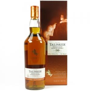 Talisker 30 Year Old 2012 Release Front