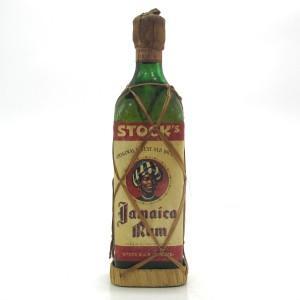 Stock's Jamaica Rum 1970s