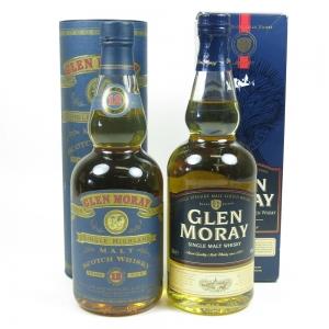 Glen Moray 12 Year Old / Glen Moray Classic 2x 70cl
