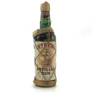 Stock Antilles Rum 1970s