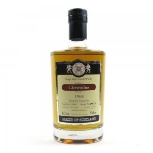 Glenrothes 1968 Malts of Scotland 41 Year Old