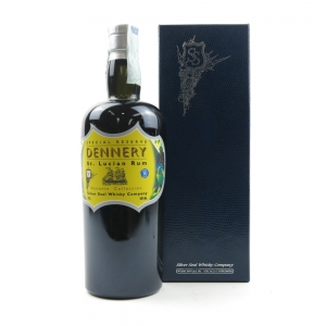 St Lucian Dennery Special Reserve Rum / Silver Seal