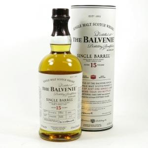 Balvenie 1999 15 Year Old Single Barrel