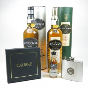 Glengoyne 10 Year Old 2x 70cl and Giftpack