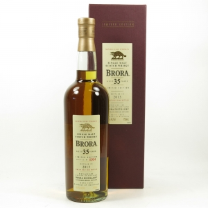 Brora 35 Year Old 2013 Release US Import 75cl