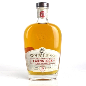 Whistlepig Farmstock Rye Whiskey Batch #1