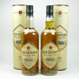 Glen Devron 10 Year 1986 / Glen Devron 10 Year 1990