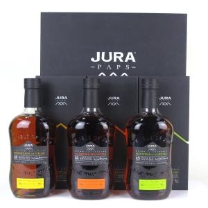 Jura Paps Trilogy 3 x 70cl