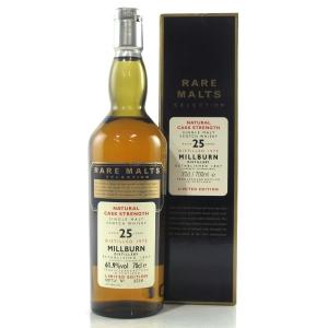Millburn 1975 Rare Malt 25 Year Old / 61.9%