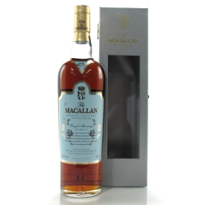 Macallan Royal Marriage 2011