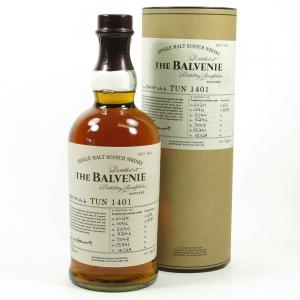 Balvenie Tun 1401 Batch #6 75cl / US Exclusive
