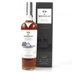 Macallan Boutique Collection 2016 Release