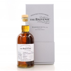 Balvenie 14 Year Old Single Cask #2379 20cl / Warehouse No.24 Sample