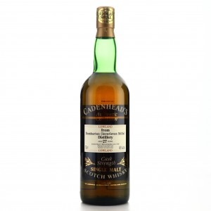 Inverleven 1969 Cadenhead's 27 Year Old 75cl / US Import