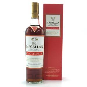 Macallan Cask Strength 58.2% 75cl / US Import