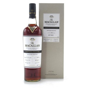 Macallan 2003 Exceptional Cask #8841-03 75cl / US Import