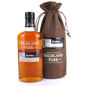 Highland Park 2004 Single Cask 12 Year Old #6737 75cl / BevMo US Exclusive