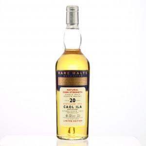 Caol Ila 1975 Rare Malt 20 Year Old 20cl / 61.12%