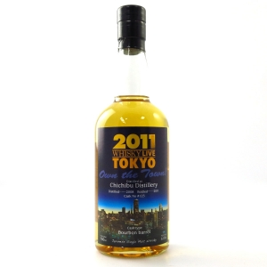 Chichibu 2008 Ichiro's Malt Single Cask #123 / Whisky Live Tokyo 2011