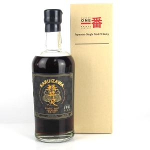 Karuizawa 1981 Single Cask #6056