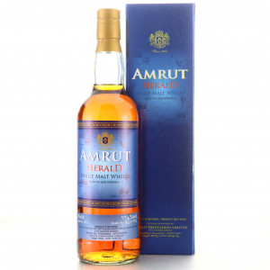 Amrut Herald Single Cask