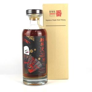 Karuizawa 1984 Single Cask 30 Year Old #5347 / Geisha Label