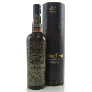 Compass Box Flaming Heart 2015 Limited Edition 75cl / US Import