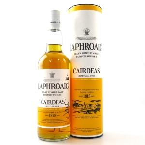 Laphroaig Cairdeas Amontillado Feis Ile 2014 / Signed