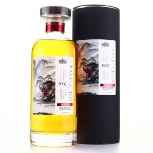 Ballechin 2007 Signatory Vintage 12 Year Old ex-Karuizawa Cask / Whisky Live 2019