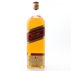 Johnnie Walker Red Label 1.125 Litre / Duty Free