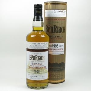 Benriach 1995 Single Cask 18 Year Old